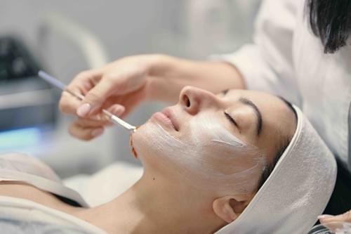 Dermapen facial