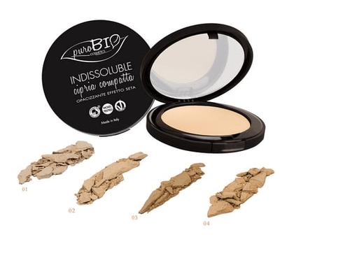 Polvos compactos unifica el aspecto de tu piel
