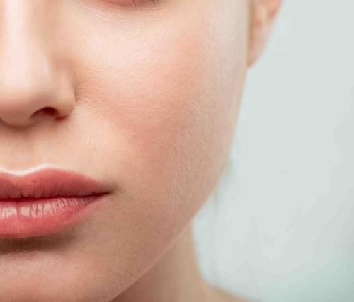 Depilación de labio superior con cera