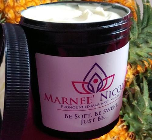Lady Tea (Pineapple Scented Body Butter Lotion)