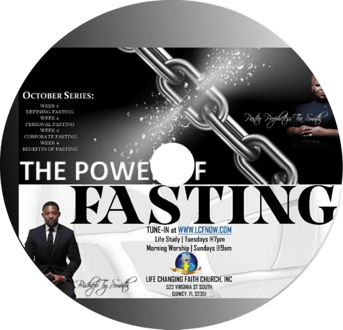 The Power of Fasting Full CD Weeks 1-4