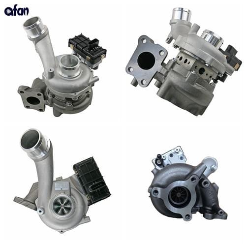 AFAN BV45 53039880337 semi-raw electric turbocharger for car Nissan Navara garrett Turbo 14411-5X01A
