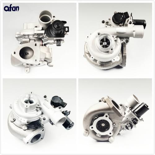 AFAN electric turbocharger ct16v 17201-0l040 Land cruiser D4D 1KD for Toyota Car 17201-30160