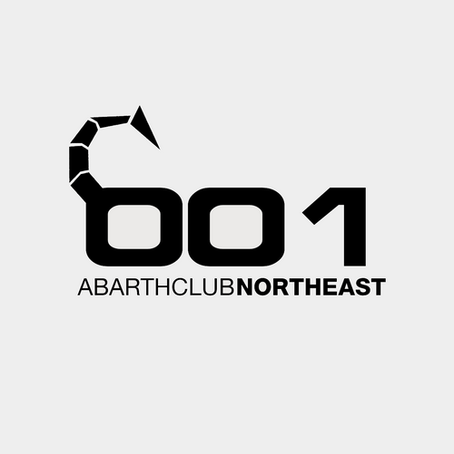 Club Membership Number Sticker *Members Only*
