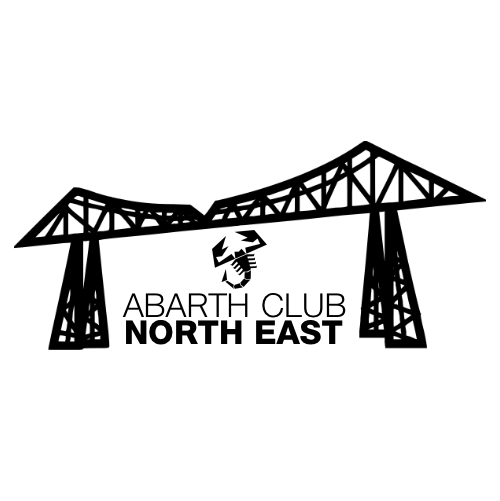 Club Transporter Bridge Sticker - Middlesbrough