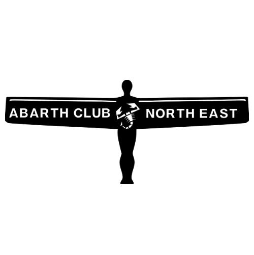 Club Angel of the North Sticker - Newcastle/Gateshead