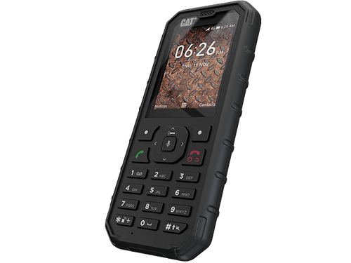 CAT B35 - Simple Rugged Handset with Google Apps
