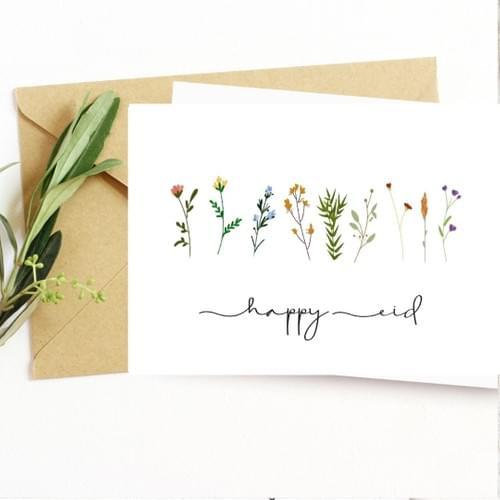Floral Eid