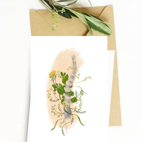 Botanical Spine