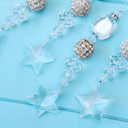 Crystalline Beads