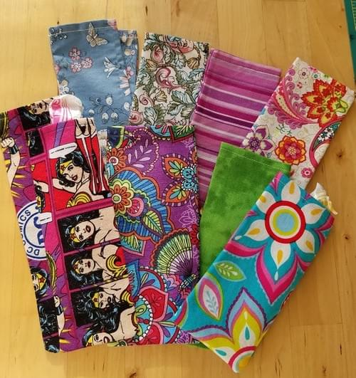 Girl Stuff Pouches