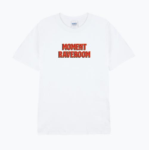 MOMENT RAVEROOM S/S tee