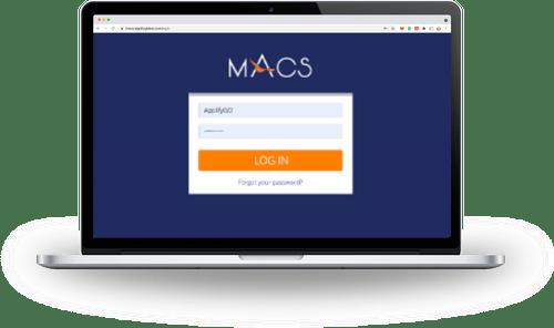 MACS Hosting Subscription & Mobile App Content Hosting