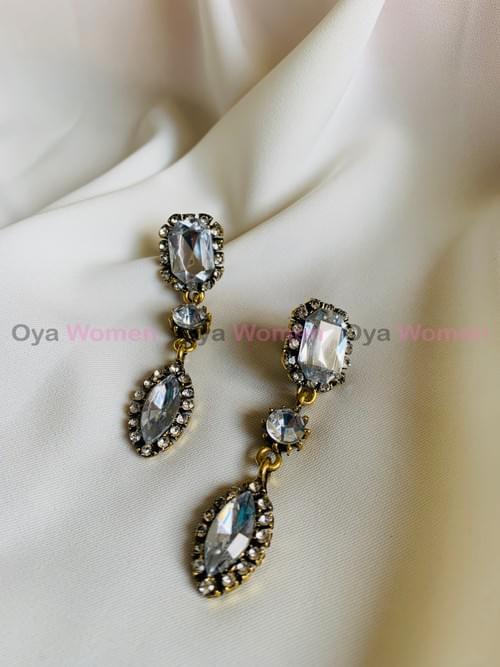Big crystal chain