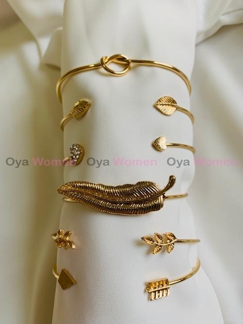 6 Layer bracelets