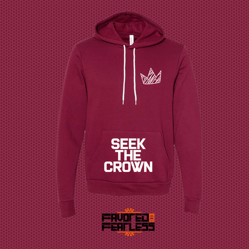 Seek Hoodie - CLOSE OUT SALE!!