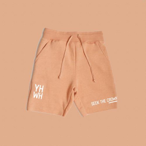 STC Raw Edge Shorts