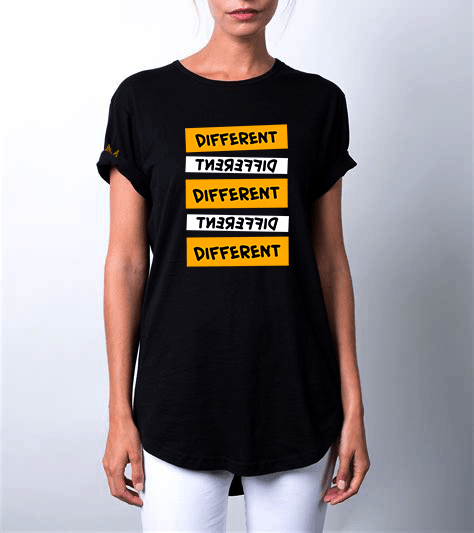 Different Drop Tee(unisex)