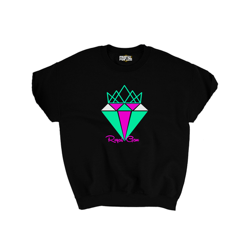 Royal Gem Crew Shirt