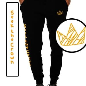 Seek the Crown Joggers