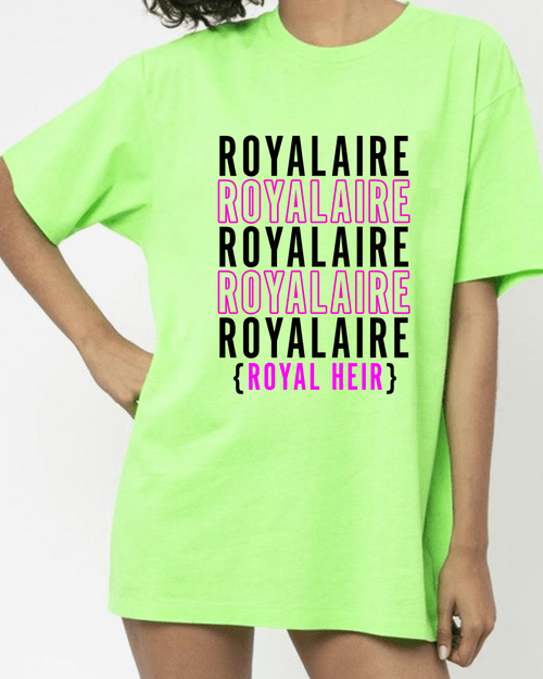 Royalaire Tee
