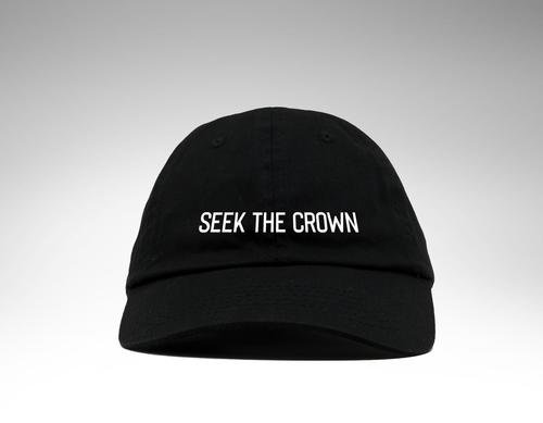 Seek the Crown Dad Hat