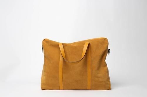Sac Endoume GM jaune