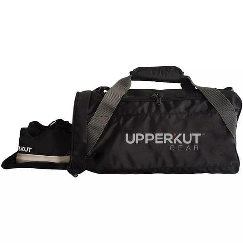 UPPERKUT MEN'S GYM BAG I Black