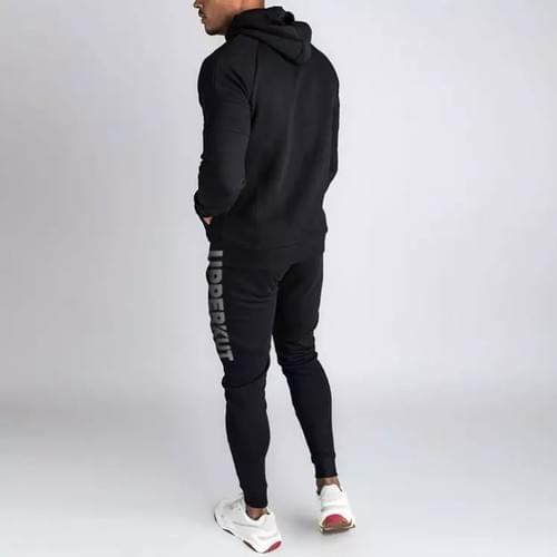 Clay Mack by Upperkut Hoodie and Jogger I Black