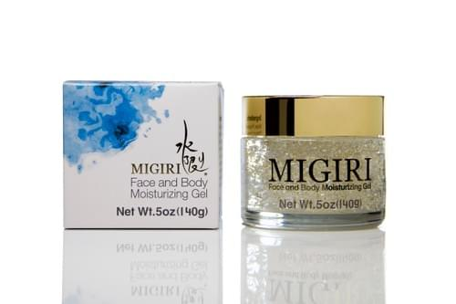 MIGIRI All-in-one moisturizing gel