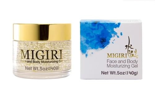 MIGIRI All-in-one moisturizing gel (6 pieces) - FREE SHIPPING  from Japan