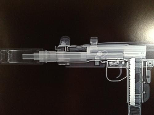 Uzi + silencer