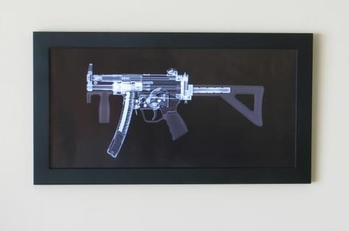HK MP5k PDW ****