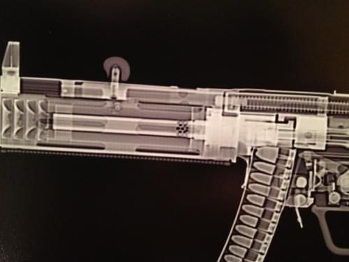 HK MP5 SD
