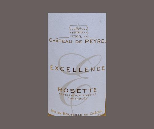 Excellence 2014 | Château de Peyrel | AOC Rosette | Blanc moelleux 75cl