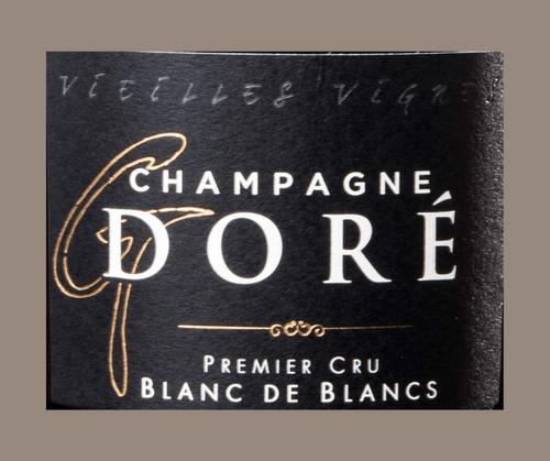 Blanc de Blancs Vieilles Vignes   Champagne Doré   AOC Champagne   Premier cru   Brut   75cl