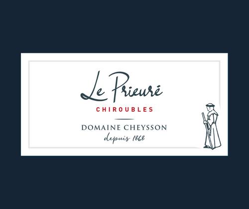 Le Prieuré 2017 | Domaine Cheysson | AOC Chiroubles | Nature | Rouge 75cl