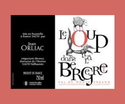 Le Loup dans la Bergerie 2017 | Domaine de l'Hortus | IGP Hérault | Rouge 75cl