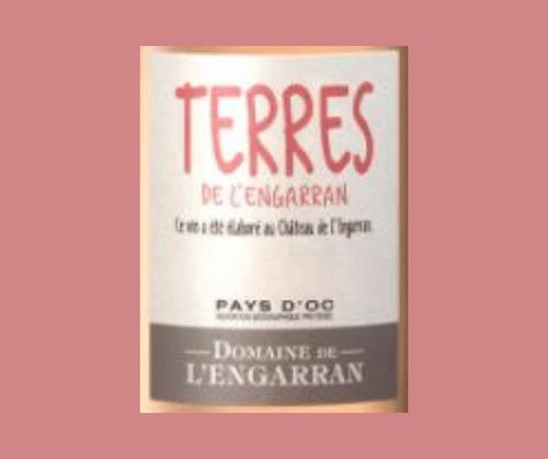 Terres de l'Engarran 2019 | Château de l'Engarran | IGP Pays d'Oc | Label Terra Vitis | Rosé 75cl