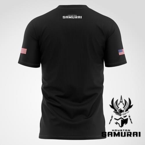 Houston Samurai 2021 Player Jersey