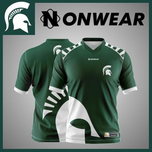 Michigan State University Gamer Jersey
