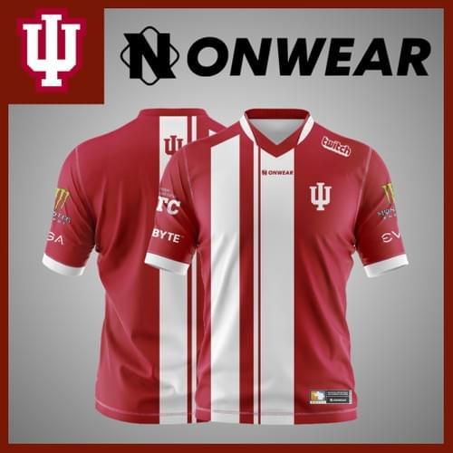 Indiana University Gamer Jersey