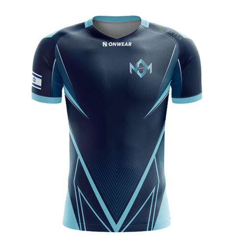 NOM GAMING OFFICIAL PLAYER JERSEY