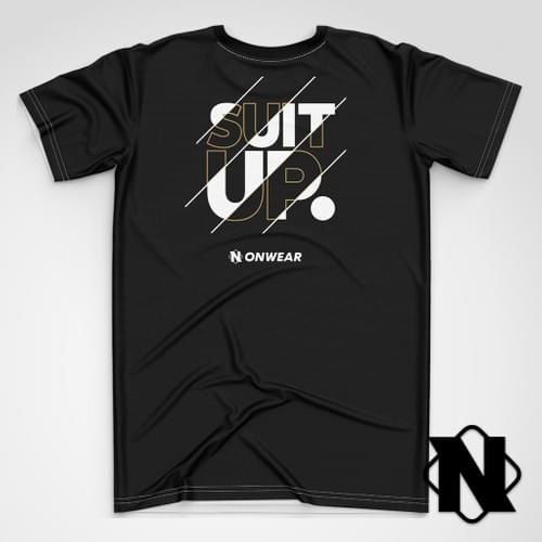 """ONWEAR """"MISSION COLLECTION"""" Logo T-Shirt"""