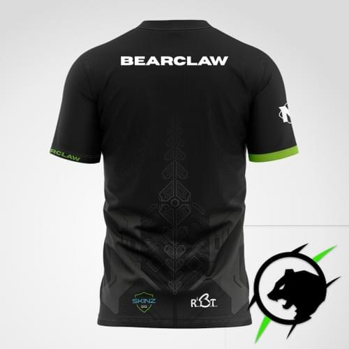 BearClaw 2021 Player Jersey