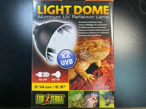 Exo Terra Light Dome 燈罩 (14cm/18cm)