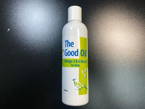 Wombaroo Good Oil - 維他命油 (250ml)