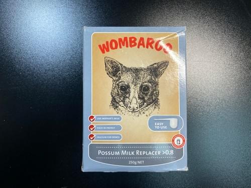 Wombaroo Possum Milk Replacer - 蜜袋鼯營養補充粉 (250g)
