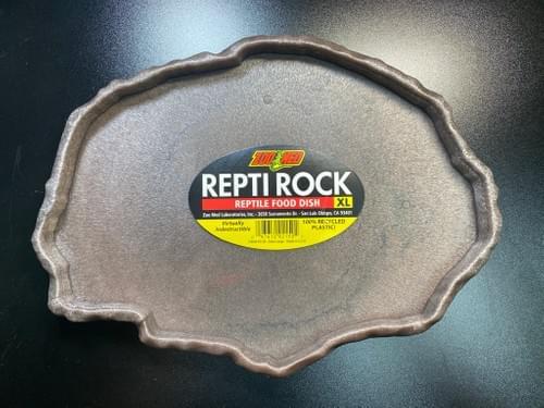 Zoomed Repti Rock - 餵食碟 (S/L/XL)