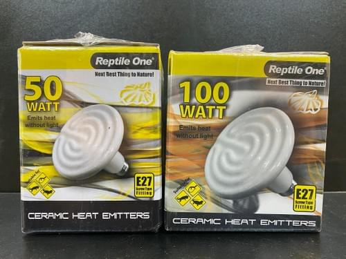 Reptile One 陶瓷膽 (50W/100W)